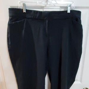 croft & barrow Pants - **3/$20 Navy blue women's dress pants